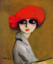 'The Corn Poppy' by Kees van Dongen