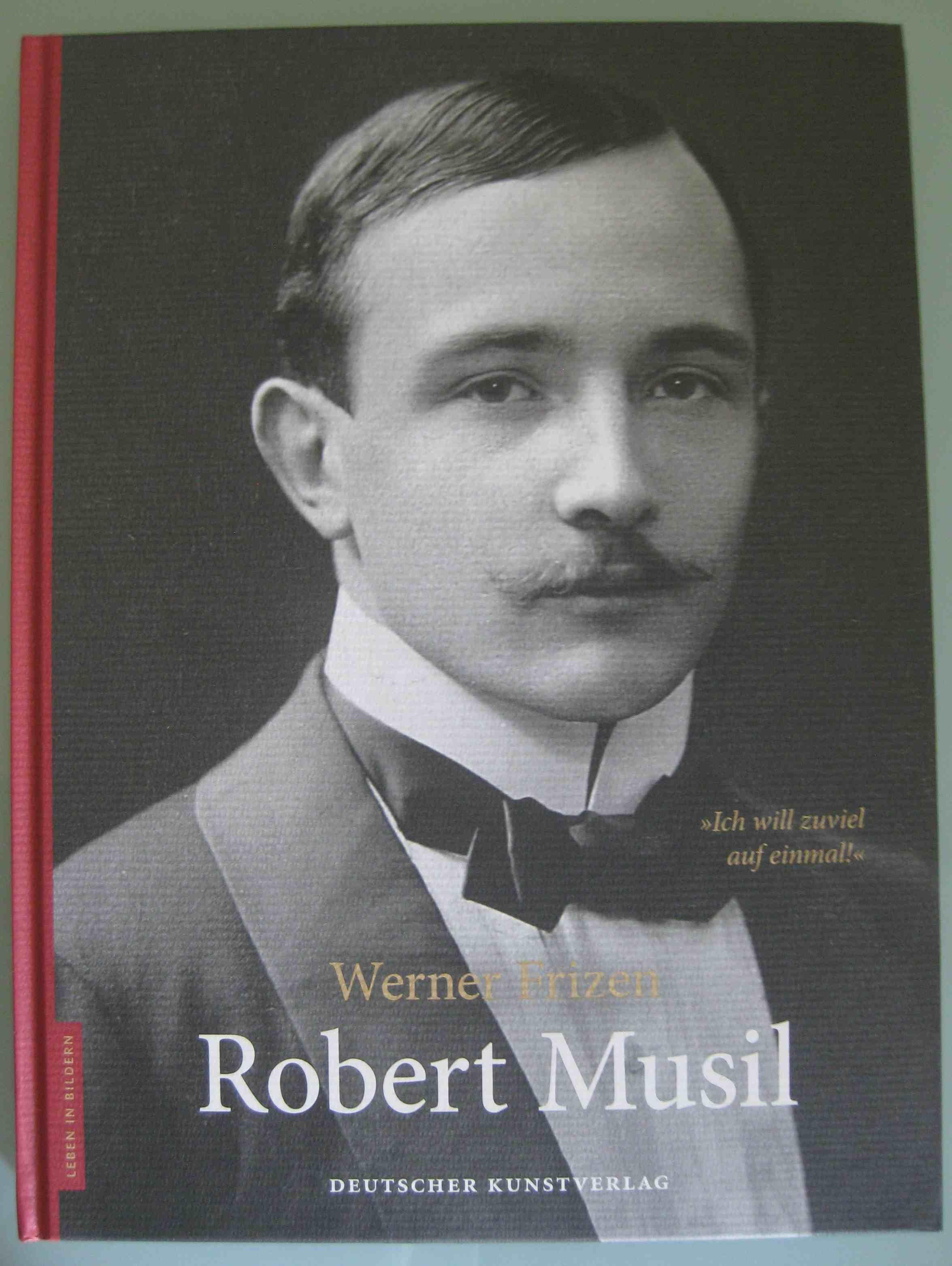 Robert Musil is NOT a Difficul...
