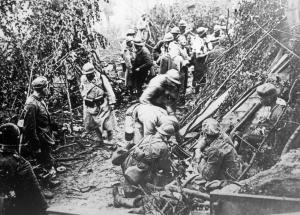 The Battle of the Marne - 1914