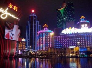 Macau Casino District