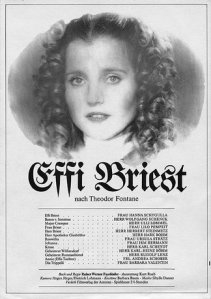 Hanna Schygulla as Effi Briest