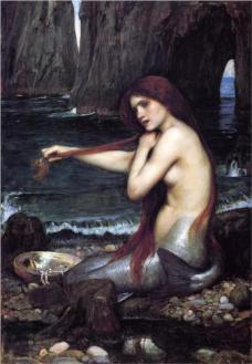 john-william-waterhouse-a-mermaid-1900-oil-on-canvas